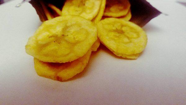 タマリンドジャムのサクサクバナナ
